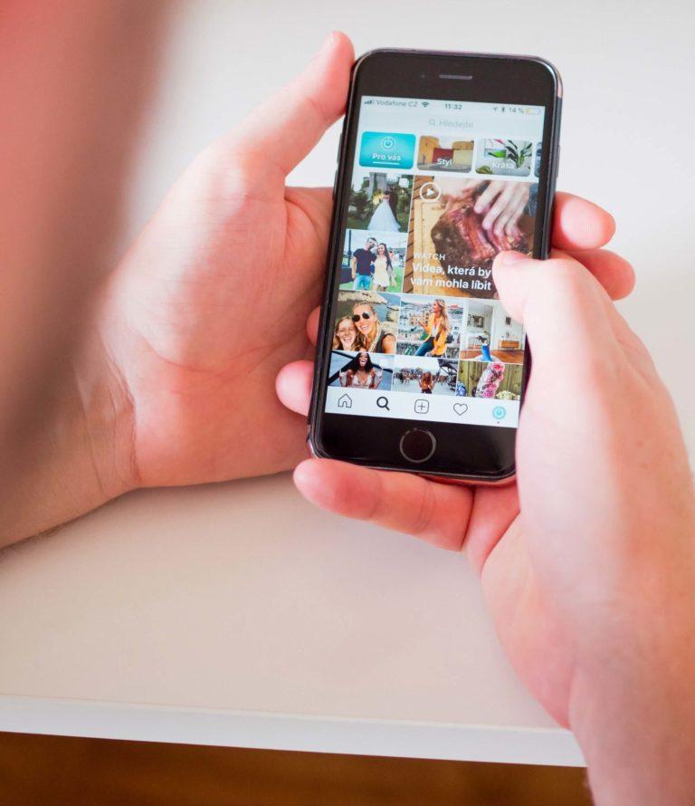 Tajná zbraň marketingu na Instagrame - posielanie správ