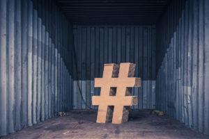 strategia hashtagov evolum