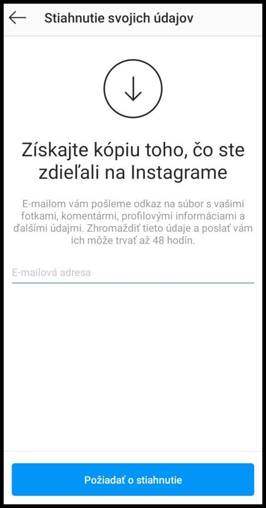 udaje instagram
